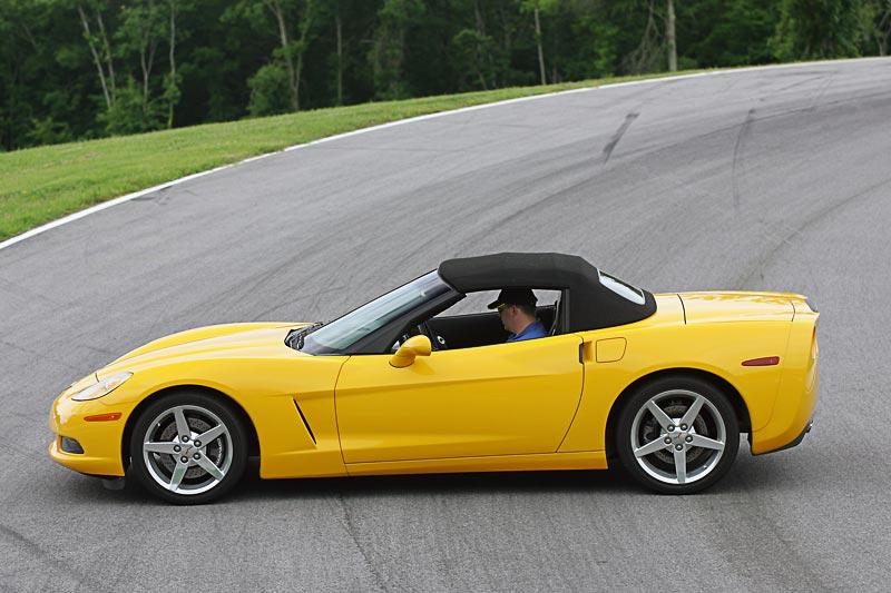 2006 Corvette C6 Photographs