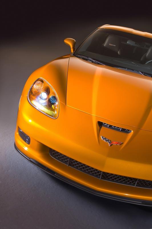 2007 Corvette C6 Interior Updates Steering Wheel Audio