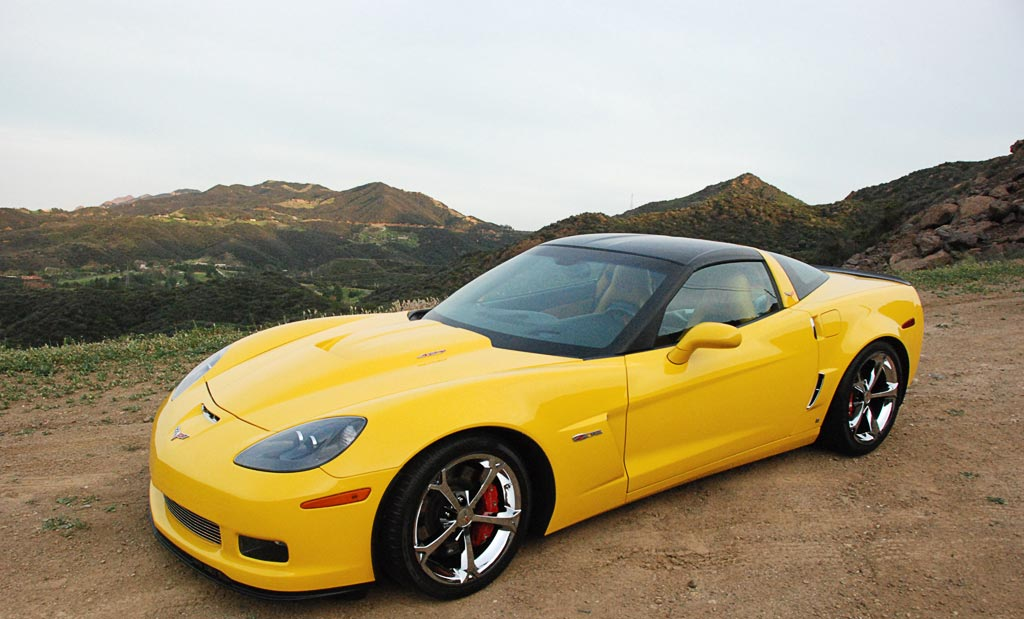 2007 custom corvette z06 for sale. Black Bedroom Furniture Sets. Home Design Ideas