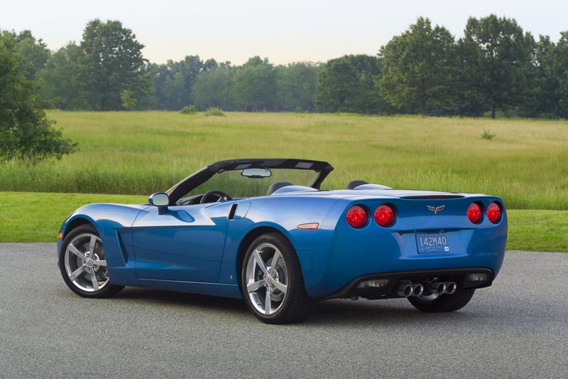 2008 Corvette C6 Ls3 Engine Introduced More Displacement