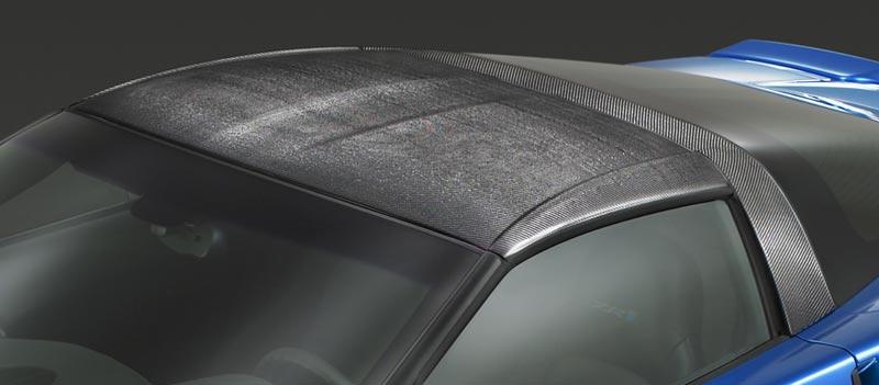 2009 Corvette C6 Zr1 Weight Savings And Carbon Fiber Roof