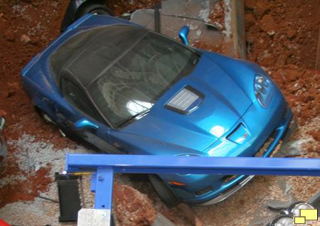 2009 Corvette C6 Zr1 Carbon Ceramic Brake Technology