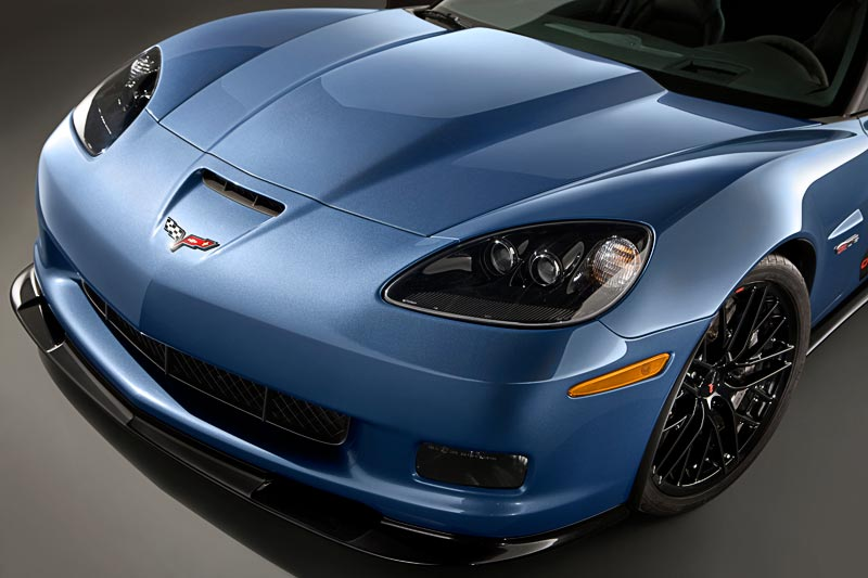 2011 Corvette C6 Carbon Limited Edition