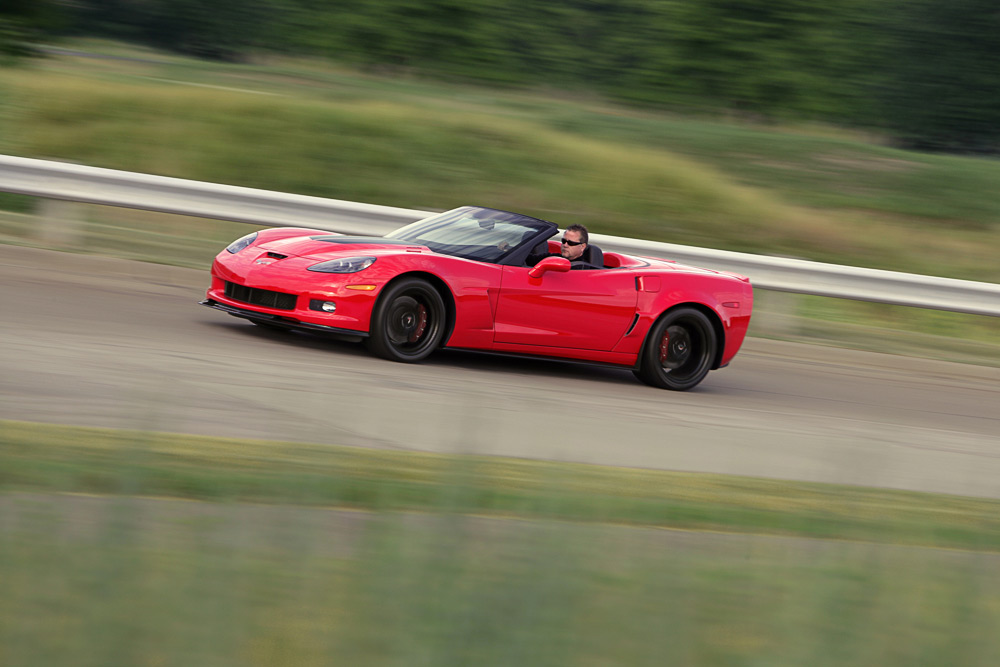 2013 Corvette C6 Photographs Vin 001 Is Auctioned For Charity