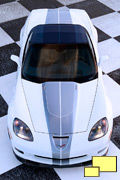 2013 Corvette427convertible 60th anniversary top
