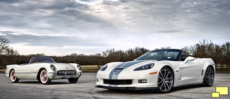 Special Edition 60th Anniversary Corvette