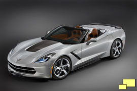 2015 Corvette: Luxury GT-focused Atlantic Convertible