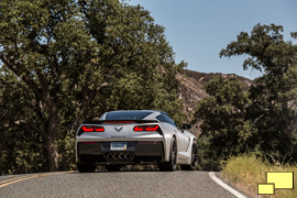 2014 Chevrolet Corvette Stingray, Blade Silver Metallic