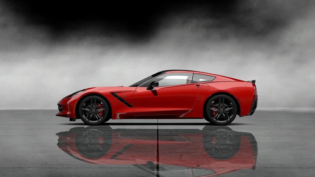Corvette C7 Stingray New Standards In Design Performance