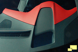2014 Chevrolet Corvette Heads Up Display