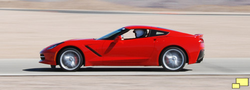 2014 Corvette at Streets of Willow Springs