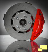 2014 Chevrolet Corvette C7 Brembo Brake