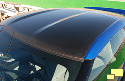 2014 Corvette carbon fiber roof