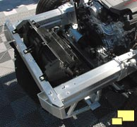 2014 Chevrolet Corvette Chassis, Front
