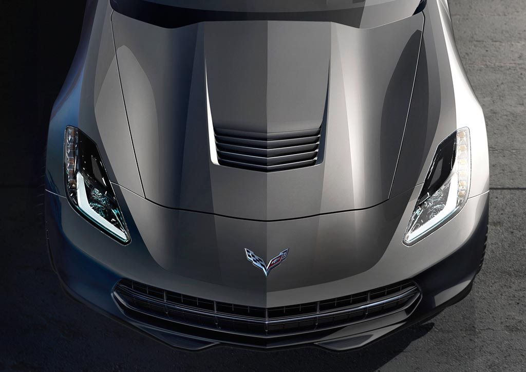 Corvette C7 Technology Aerodynamics Carbon Fiber Elsd
