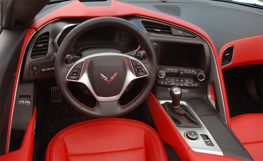 2014 corvette c7 interior significant upgrade world class seating 1992 corvette interior parts