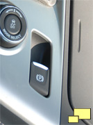 2014 Chevrolet Corvette parking brake