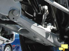 2014 Corvette rear suspension lower A arm