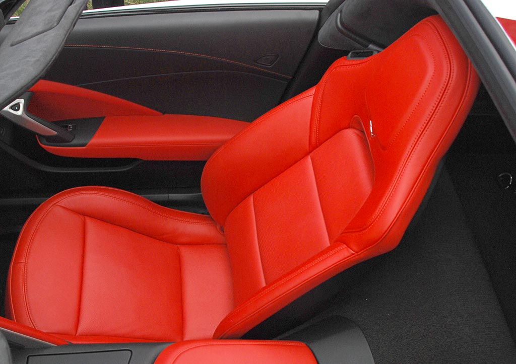 2014 Corvette C7 Interior Significant Upgrade World