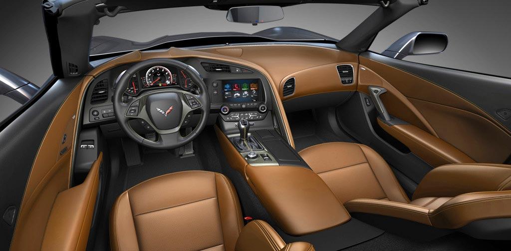 2014 corvette c7 interior significant upgrade world class seating