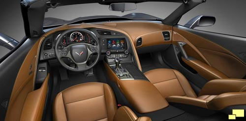 2014 Chevrolet Corvette Interior