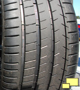 2014 Corvette Rear Tire