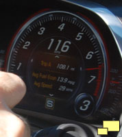 2014 Corvette top speed, third gear