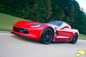 2015 Chevrolet Corvette C7 Z06 in Torch Red