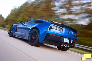 2015 Chevrolet Corvette C7 Z06 Coupe