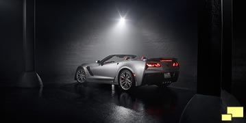 2015 Chevrolet Corvette Z06 Convertible, shot by Dan Wang from Rochester Institute of Technology.
