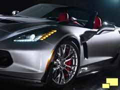 2015 Chevrolet Corvette Z06 Convertible, shot by Nico Sforza from the School of Visual Arts.