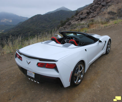 2015 Corvette C7 Atlantic Convertible
