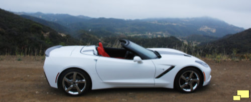 2015 Corvette C7 Atlantic Convertible Malibu CA