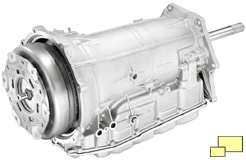 2015 Chevrolet Corvette Z06 eight speed automatic transmission