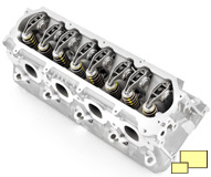 2015 Chevrolet Corvette Z06 LT4 cylinder head
