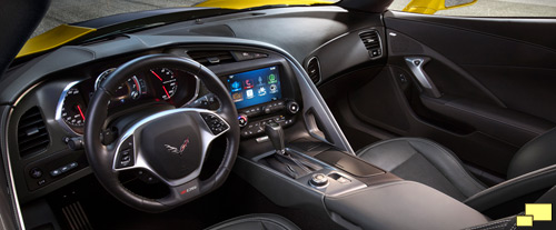 C7 Corvette Z06 Brembo Carbon Ceramic Matrix Brake Rotors