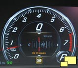 2016 Chevrolet Corvette Oil Pressure Gauge