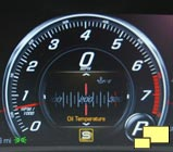 2016 Chevrolet Corvette Temperature Gauge