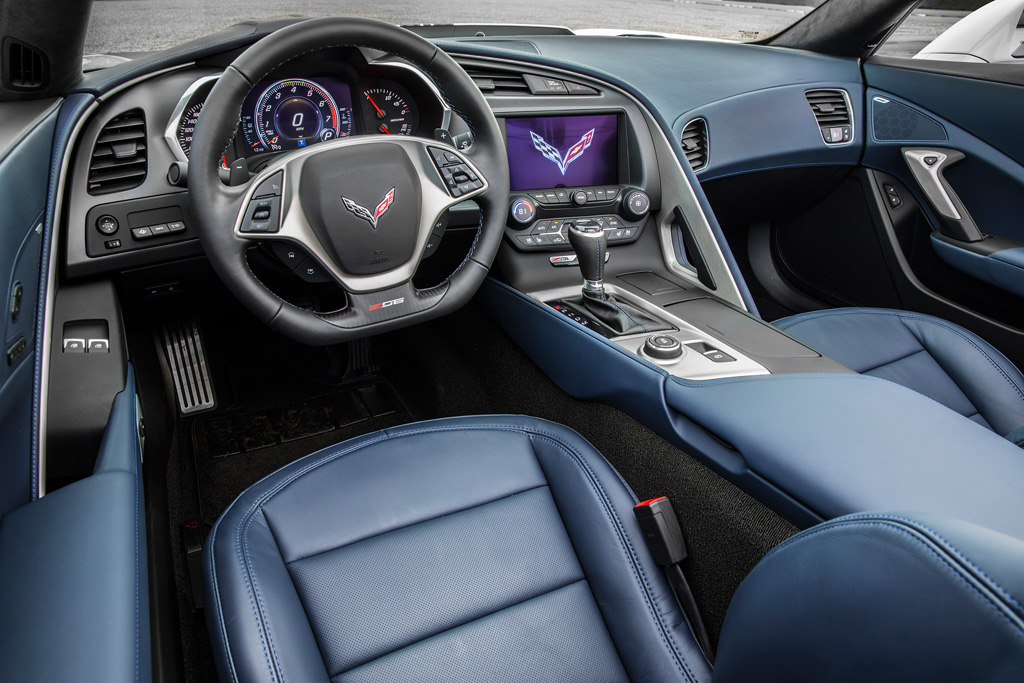 2015 corvette z07 white