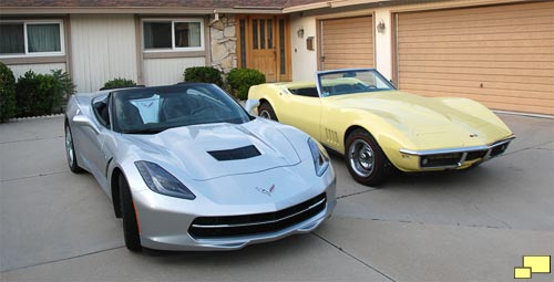 Corvette Review Coupe Vs Convertible And Vs
