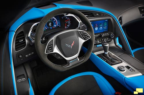 2017 C7 Corvette: Grand Sport Returns