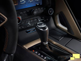 2019 Chevrolet Corvette ZR1 Eight Speed Shifter Automatic