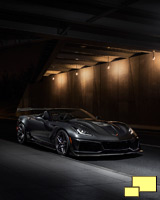 2019 Chevrolet Corvette ZR1 Coupe - GM Photograph