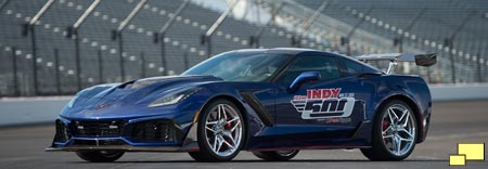 2019 Chevrolet Corvette Indy 500 Pace Car