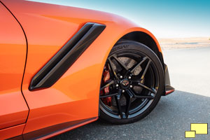 2019 Corvette ZR1 Coupe in Sebring Orange