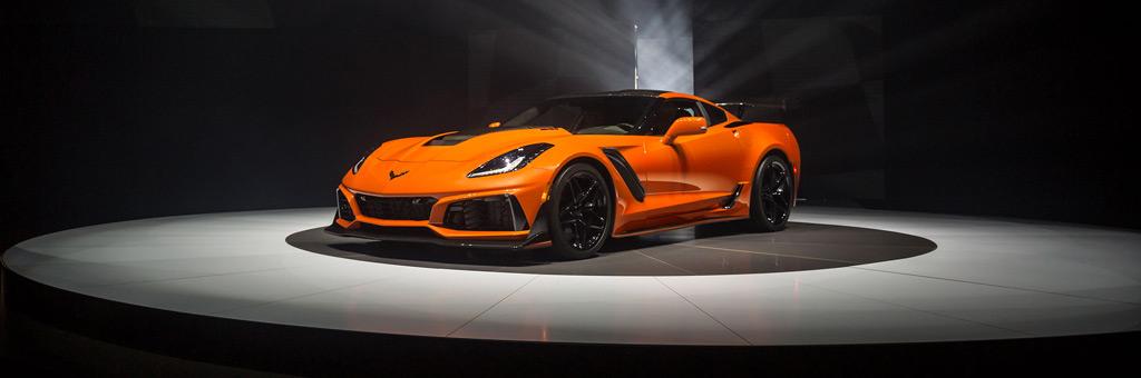 2019 C7 Corvette: ZR1 Returns - Specs