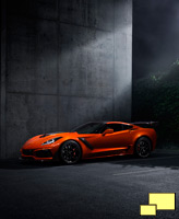 2019 Chevrolet Corvette ZR1 Coupe Reveal Dubai
