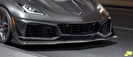 2019 Corvette ZR1 Front Air Intake