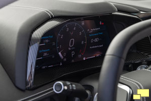 2020 Chevrolet Corvette C8 Sky Cool Gray Interior