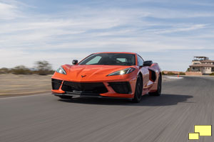 2020 Chevrolet Corvette C8 Stingray in Sebring Orange